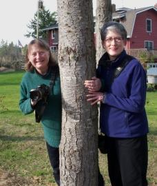 Michelle Burkheimer and Carol Vipperman