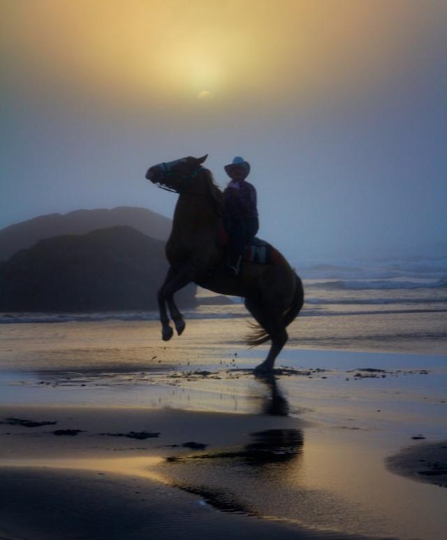 Evening Ride