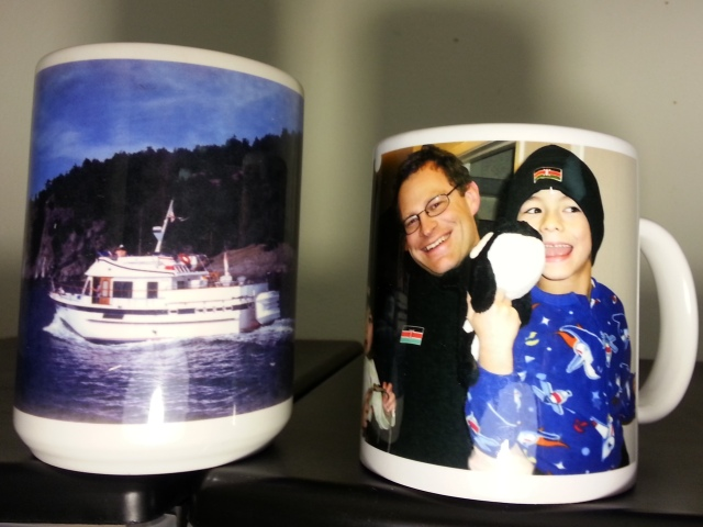 Coffee Cups as gifts