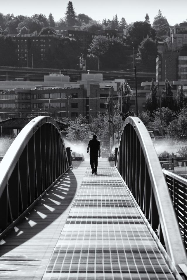 Urban walking