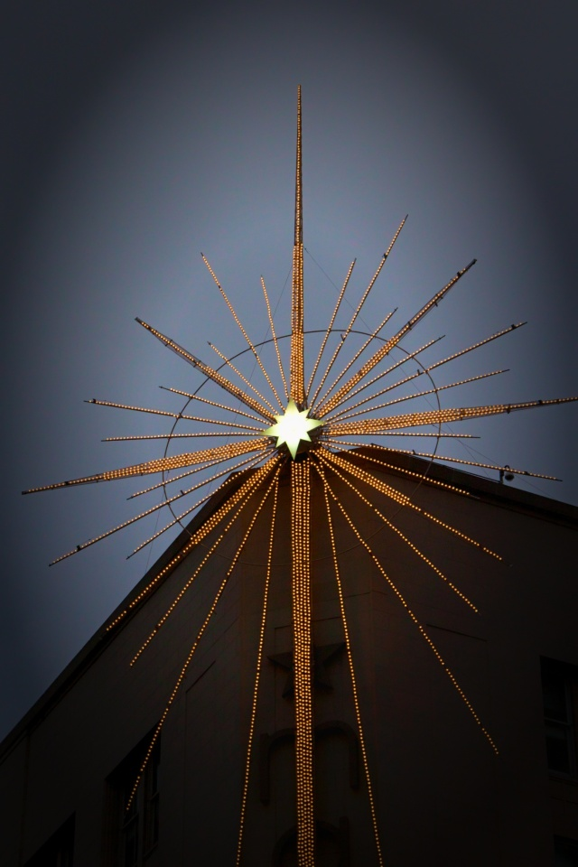 Seattle's Traditional Christmas Star