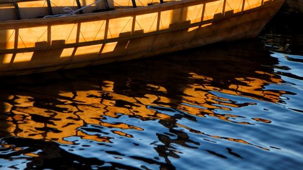 Dancing Reflections, South Lake Union