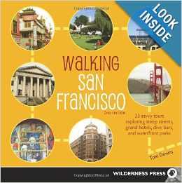 Walking SFO Book cover