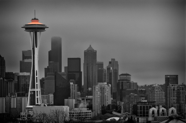 From the Celebrating 50 Years of the Space Needle