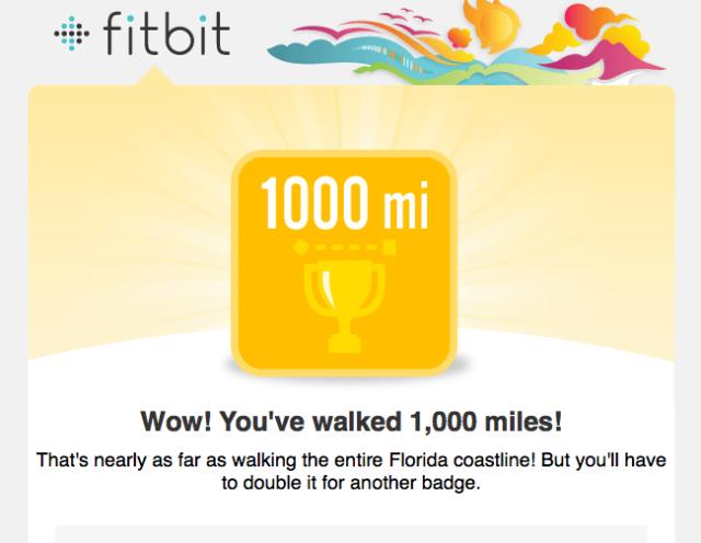 Yeah! A Milestone!