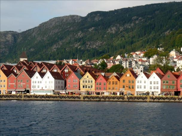 The Old Wooden Houses of Bergen