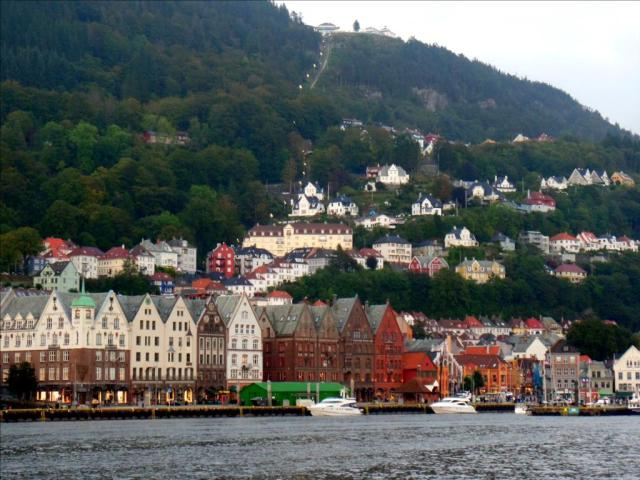 "Bergen ""The Gateway To The Fjords"""