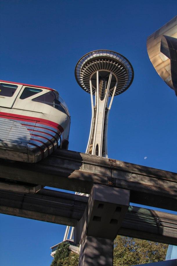 Three Seattle Icons