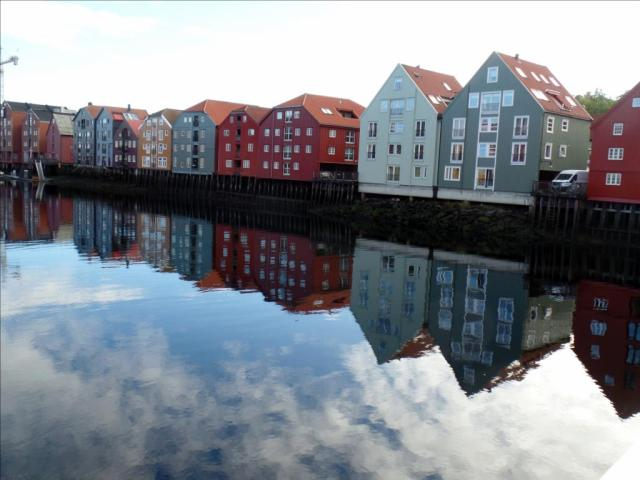 Trondheim Reflections
