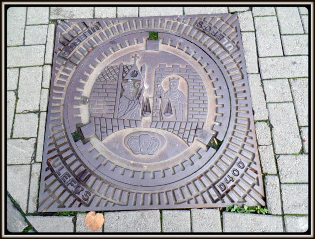 Manhole Cover Refined