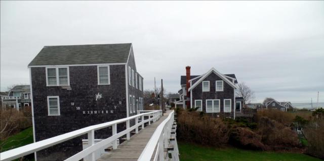 Pathway On Cape Cod