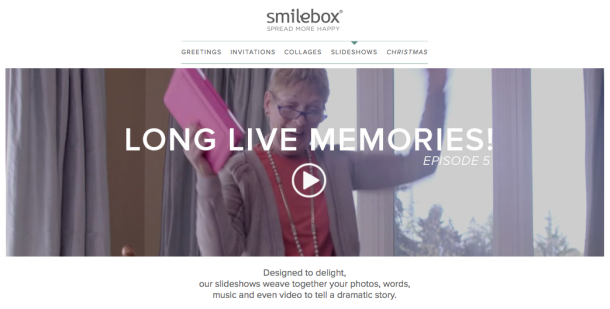 Smilebox Slideshow