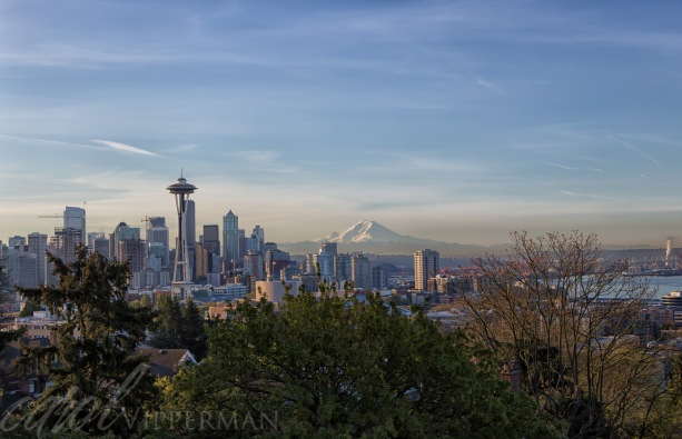 Morning Walk by Kerry Park
