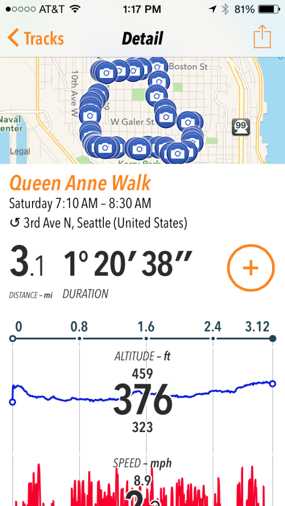 Queen Anne Walk