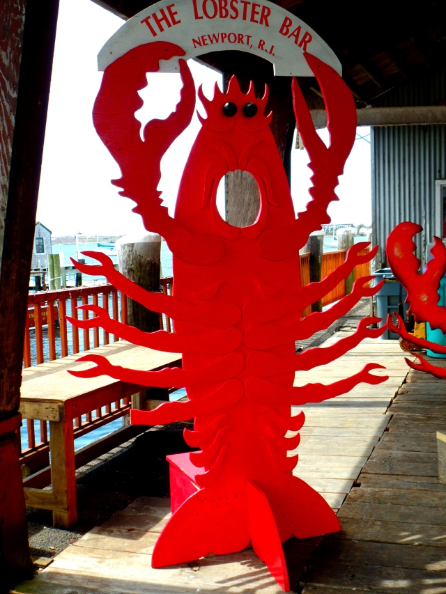 Larry The Lobster?