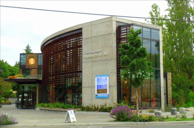 BAINBRIDGE ISLAND ART MUSEUM