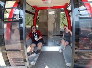gondola base loaded