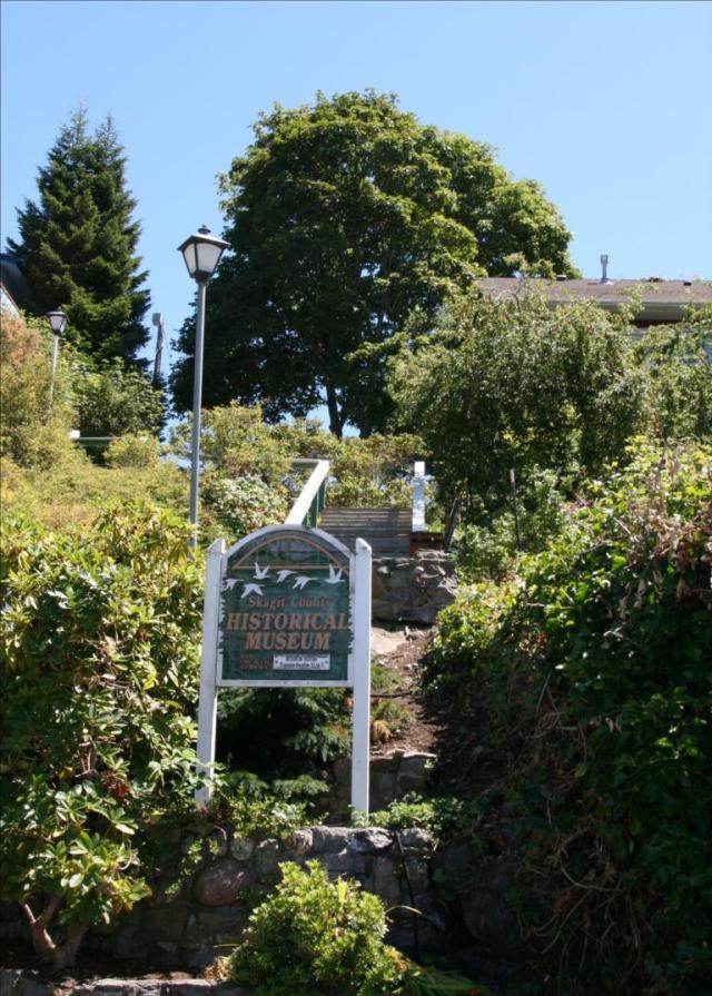 Laconner Hill climp