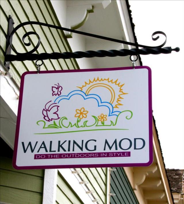 Walking Mod